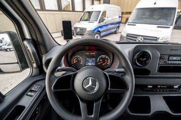 Mercedes-Benz eSprinter
