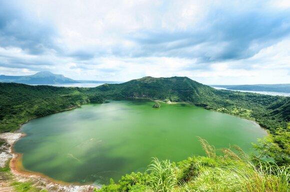 Taal ežeras