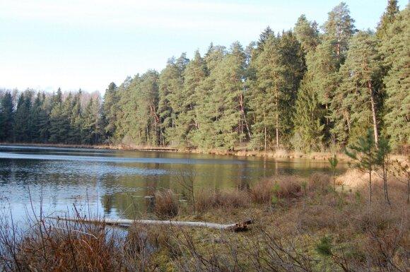Vygrių nacionalinis parkas (A. Žiliuko nuotr.)
