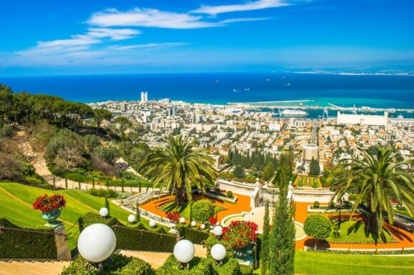 Haifa sodai, Izraelis