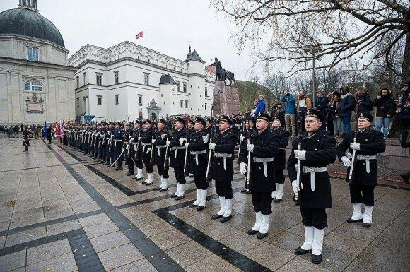 Naujojo vado vizijoje – spartesnis Lietuvos kariuomenės smegenų ir raumenų stiprinimas