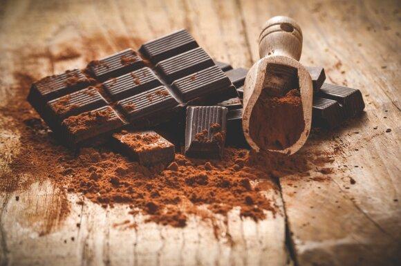 Juodasis šokoladas
