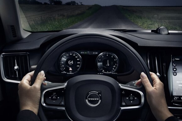 """Volvo V90 Cross Country"""