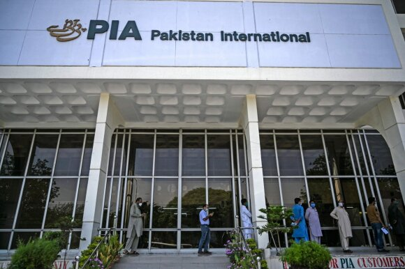"""Pakistan International Airlines"""