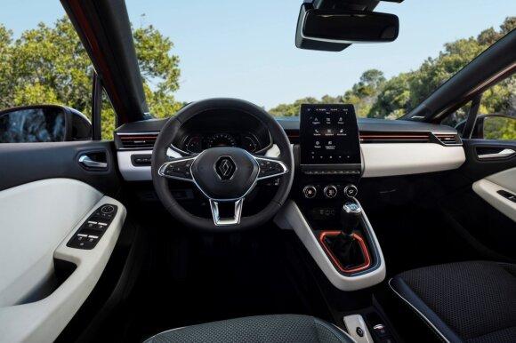 Automobilio informacijos ir pramogų sistema