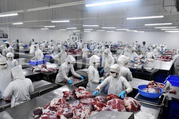 Mėsa Kinijoje