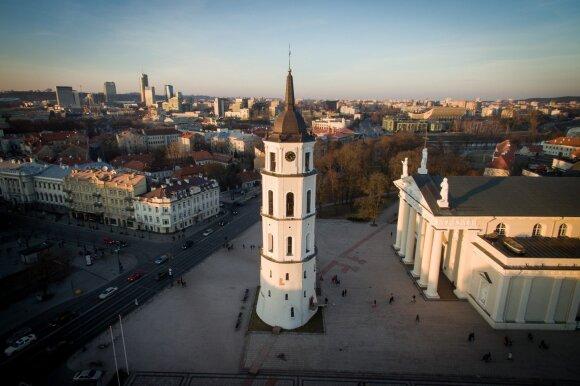 Architektas Gintautas Natkevičius: atgavę laisvę žmonės ėmė daryti nesąmones