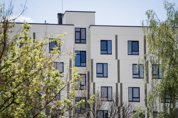 Būsto kainos auga, įperkamumas sumažėjo: geriausios sąlygos − klaipėdiečiams