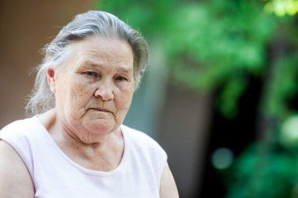 Пенсионерка Луиза