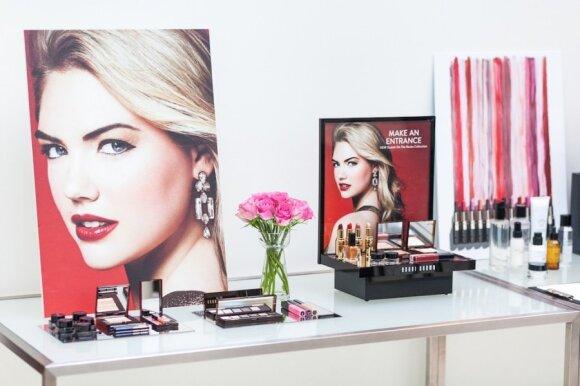 Naujo Lietuvoje pristatyto kosmetikos prekės ženklo filosofija - į makiažą pažiūrėti kitaip