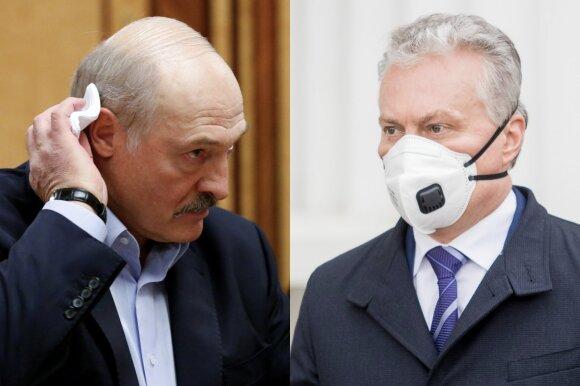 Juokai baigėsi: situacija Baltarusijoje Lukašenką spraudžia į kampą