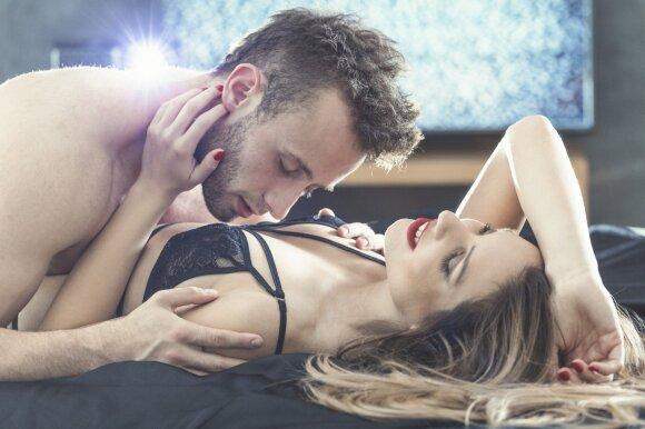Skausmingi intymūs santykiai. 8 priežastys ir sprendimai