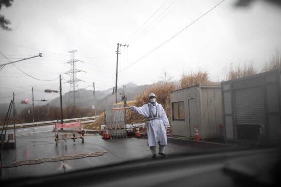 Fukušima tapo naujausiu sopuliu Japonijos ir Pietų Korėjos santykiuose
