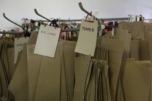 Kuria drabužius, prisotintus vitaminų: kaip Garliava konkuruoja su Kinija