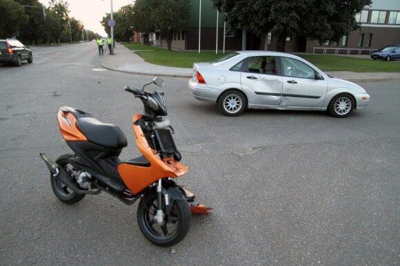 Lietuvos kelių taisyklės: kuo didesnis, tuo įžūlesnis