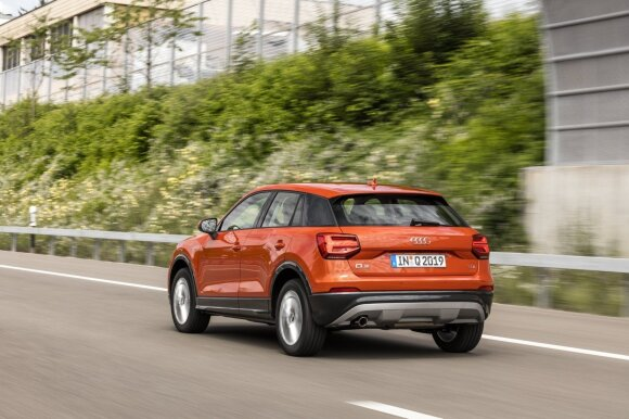 """""""Audi Q2"""""""