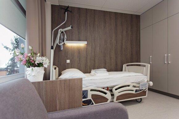 Gijos Klinikų pooperacinės palatos