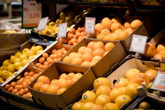 Dėl mandarinų pakvaišusiems lietuviams – gydytojos atsakas: pavojinga riba, po kurios gailėsitės juos valgę