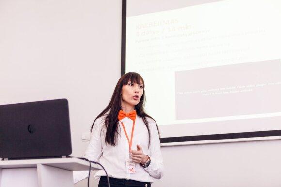 Eglė Kazlauskienė, Kauno regiono mokymų kokybės vadovė