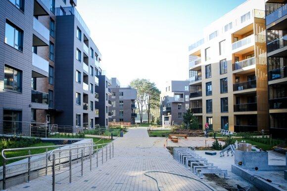 Vieno iš brangiausių Vilniaus rajonų gyventoja: perka prestižinį butą, bet elgiasi kaip iš provincijos