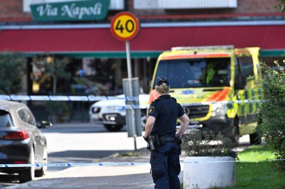 Malmės mieste nušauta 31-erių moteris