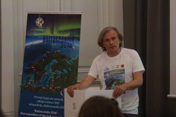 Legendinio lietuvių keliautojo idėjos atgims ekspedicijoje aplink Baltiją