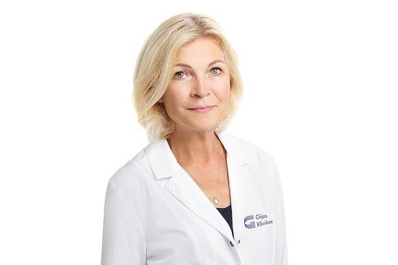 Gijos Klinikų akušerė-ginekologė Rūta Veličkienė