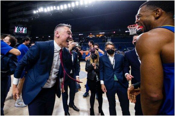 Ar Jasikevičius jau šį sezoną bus tituluotas Europos krepšinio karaliumi?