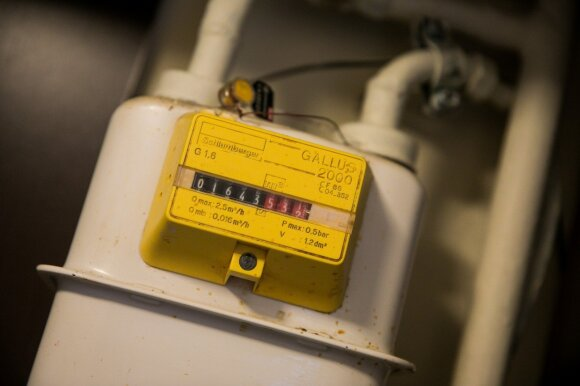 Pramonininkai žada atsisakyti dujų