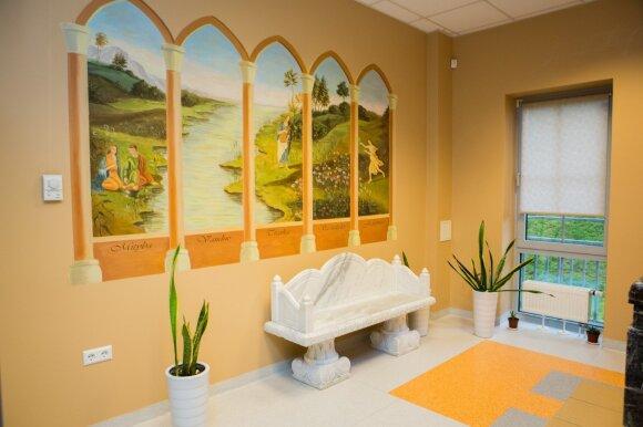 Royal SPA Residence terapijos kambarys