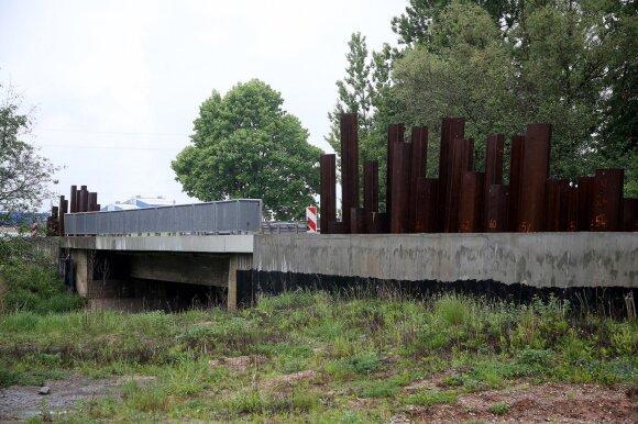 Dotnuvos tilto rekonstrukcija