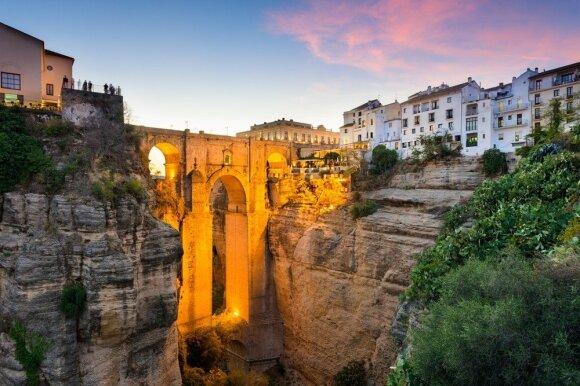 Ronda, Ispanija