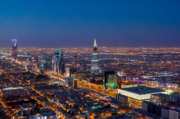 Saudo Arabija ir Dubajus – du galimi nauji konkurentai Persijos įlankoje
