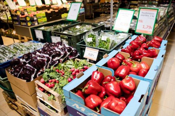 Lietuviškos ar importuotos daržovės: ar jų kokybė iš tikrųjų skiriasi?