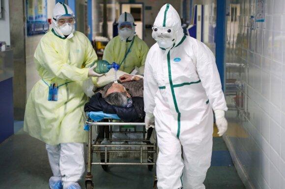 Lietuvis gydytojas iš arti stebi, kaip kovojama su koronavirusu: papasakojo apie nemaloniausią įvykį