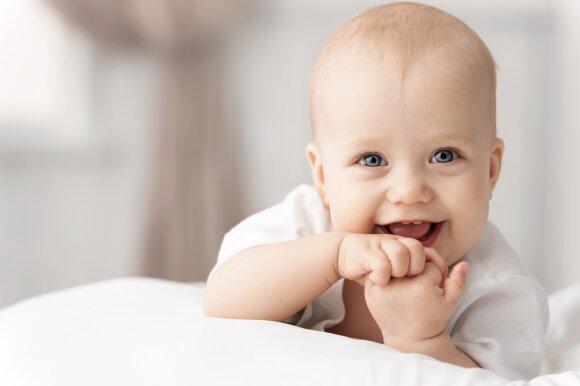 Ar galima vaikams duoti probiotikų ir nuo kada?