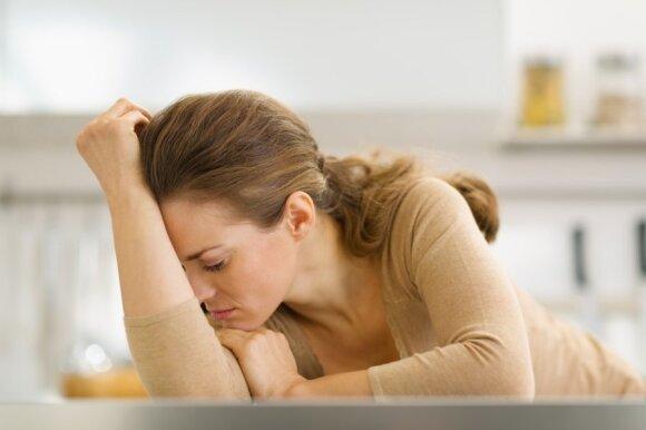 Pavojaus signalas jaučiantiems nugaros ir galvos skausmus: gali baigtis net invalidumu