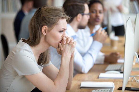 Įmonėje niekas niekuo nesiskundžia? Kokią grėsmę gali slėpti ši tyla