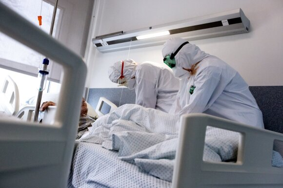 Situacija Vilniuje darosi labai bloga: ribos planines gydymo paslaugas, pasakė, kurias pirmiausia