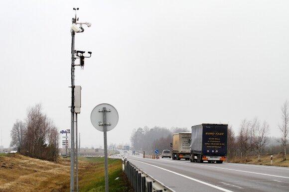"""""""Via Baltica"""" kelias"""