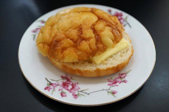 Honkongas, pyragas pai bao