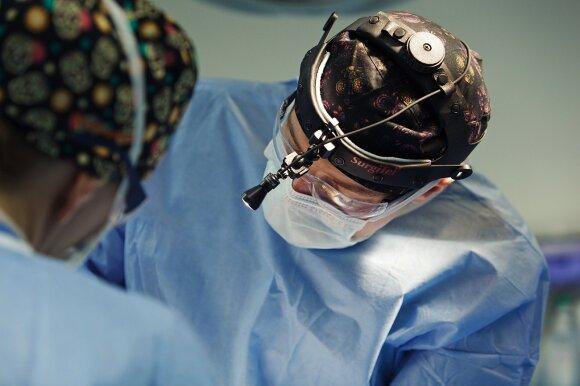 Krūtinės didinimo operacija