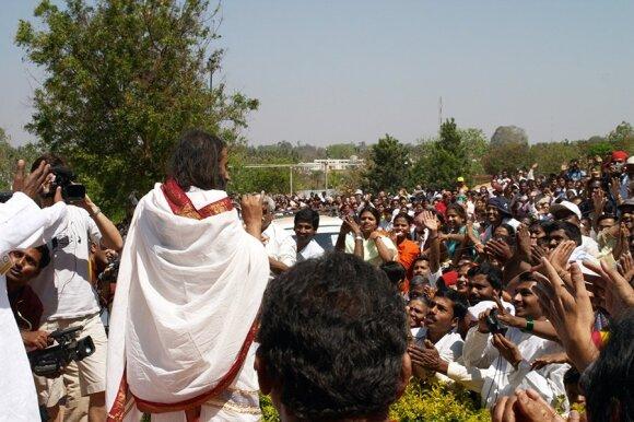 Šri Šri Ravi Šankaras