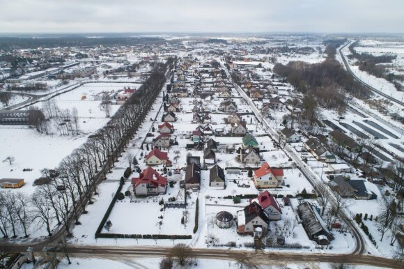 Let us know Lithuania better - build or buy a house?
