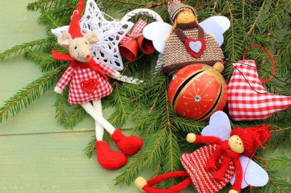 50 originalių kalėdinio interjero puošybos idėjų pagal Sigutę Ach