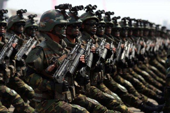 Kaip vyktų Antrasis Korėjos karas: skaičiai, apie kuriuos baisu ir pagalvoti