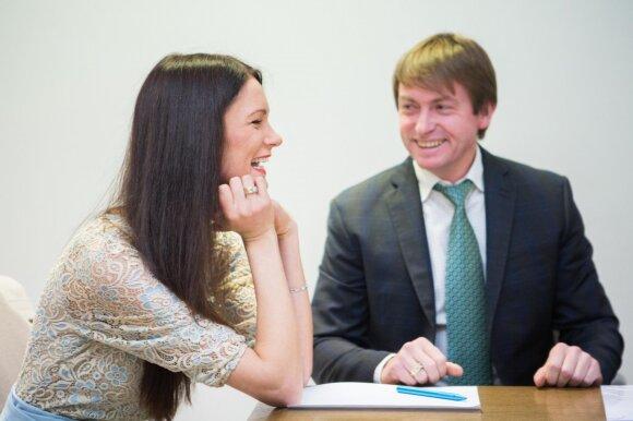 Indrė ir Andrius Bogdanovičiai