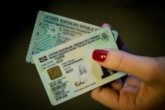 Neįtikėtina afera: vadybininkė įrodė, kad su svetimais dokumentais galima ir apsipirkti, ir gauti kreditų