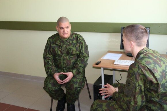 3rd generation Lithuanian expatriate: My experience as military conscript
