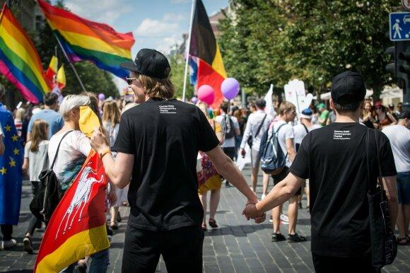 Kauno LGBT eitynių organizatoriai: jei savivaldybė skųs sprendimą leisti renginį, tai bus apgailėtina